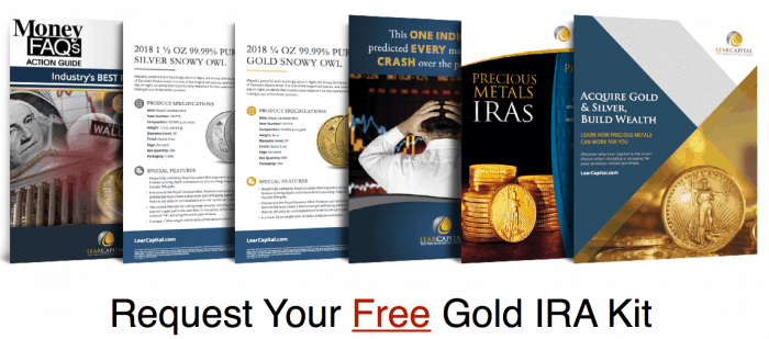 401k to gold IRA rollover kit